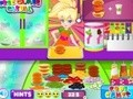 Gioco Polly Cafe hamburger . Gioca online