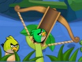 Gioco Angry Birds: bolle. Gioca online