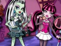 Gioco Monster High Word Spregiudicatezza. Gioca online